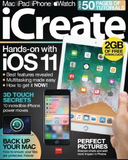 iCreate UK Issue 175 2017---IOS 11