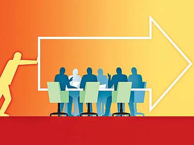 مدیریت سازمانی برای رقابت و فروش كالا