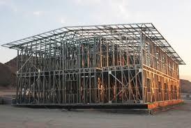 پاورپوینت ساختمان پیش ساخته دو طبقه L.S.F و انواع روش های سازه نگهبان در 30 اسلاید کاملا قابل ویرایش