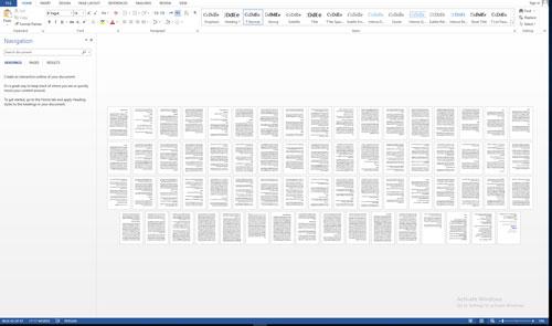 مقاله تحقیق ماهیت رشوه در فقه و حقوق موضوعه دارای 67 صفحه